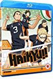 Haikyu!! Season 1 Collection 2 (Episodes 14-25) [Blu-ray]
