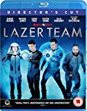 Lazer Team Director's Cut [Blu-ray]