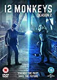 12 Monkeys: Season 2 [DVD]