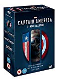 Captain America: 3-Movie Collection [DVD]