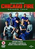 Chicago Fire: Season 4 DVD