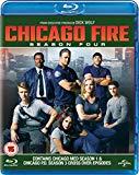 Chicago Fire: Season 4 [Blu-ray]