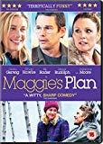 Maggie's Plan  [2016] DVD