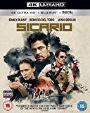 Sicario [Blu-ray] [2016]