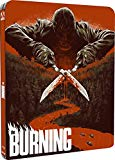 The Burning Dual-Format Blu-ray & DVD SteelBook