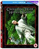 Crouching Tiger, Hidden Dragon [Blu-ray] [2001] [Region Free]