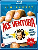 Ace Ventura: Pet Detective/Ace Ventura: When Nature Calls [Blu-ray] [2016] [Region Free]