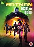 Batman: Assault On Arkham (Includes Bonus Disc: Secret Origins: The DC Story) [DVD] [2016]