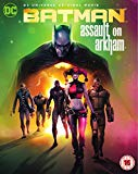 Batman: Assault On Arkham (Includes Bonus Disc: Secret Origins: The DC Story) [BluRay] [2016] [Blu-ray] [Region Free]
