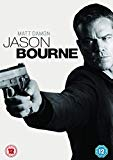 Jason Bourne [DVD] [2016]