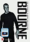 The Bourne Collection [DVD] [2016]