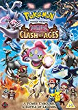Pokemon The Movie: Hoopa and the Clash of Ages DVD