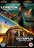 London Has Fallen & Olympus Has Fallen [DVD] [2016]