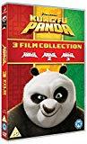 Kung Fu Panda 1-3  [2016] DVD