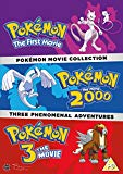 Pokemon Movie 1-3 Collection DVD