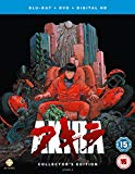 Akira: The Collectors Edition - Triple Play Edition (incl. Blu-ray, DVD, Digital Copy)