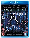 Now You See Me 2 [Blu-ray] [2016]