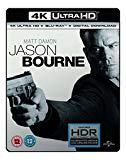 Jason Bourne (4K UHD Blu-ray + Blu-ray) [2016]