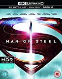 Man of Steel (4K Ultra HD Blu-ray) Blu Ray