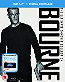 The Bourne Collection [Blu-ray] [2016]