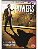 Powers: Season 1 [DVD]