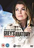 Grey's Anatomy - Season 12 [DVD]