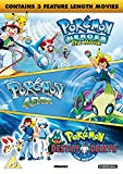 Pokémon - Triple Movie Collection [DVD]