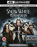 Snow White and The Huntsman (Extended Edition) [4K UHD Blu-ray + Blu-ray + UV Copy] [2012]