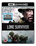 Lone Survivor (4K UHD Blu-ray + Blu-ray + UV Copy) [2013]