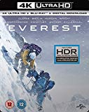 Everest (4K UHD Blu-ray + Blu-ray + UV Copy) [2015]