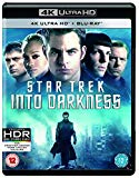 Star Trek: Into Darkness (4K UHD Blu-ray + Blu-ray) [2013]