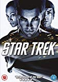 Star Trek  (4K UHD Blu-ray + Blu-ray ) [2009]