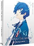 Persona 3 - Movie 1 Collector's Edition [Dual Format] [Blu-ray]