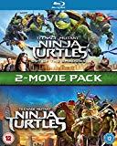 Teenage Mutant Ninja Turtles / Teenage Mutant Ninja Turtles: Out Of The Shadows Box Set [Blu-ray]
