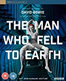 The Man Who Fell To Earth (40th Anniversary) Collector's Edition [Blu-ray] [2016]