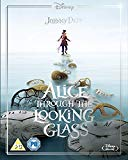 Alice Through The Looking Glass [Blu-ray] Blu Ray