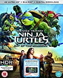 Teenage Mutant Ninja Turtles: Out Of The Shadows [4K UHD Blu-ray + Blu-ray]