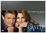 Castle - Seasons 1-8 [DVD]
