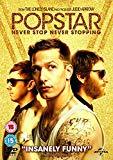 Popstar: Never Stop Never Stopping [DVD] [2016]