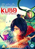 Kubo and the Two Strings (DVD + UV Copy) [2016]