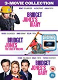 Bridget Jones 3-Film Collection (Bridget Jones's Diary/Bridget Jones: The Edge Of Reason/Bridget Jones's Baby) [DVD + UV Copy] [2016] DVD
