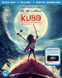 Kubo and the Two Strings (Blu-ray 3D + Blu-ray + UV Copy) [2016] Blu Ray