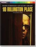 10 Rillington Place [Dual Format] [Blu-ray]