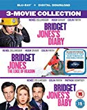 Bridget Jones 3-Film Collection (Bridget Jones's Diary/Bridget Jones: The Edge Of Reason/Bridget Jones's Baby) [Blu-ray + UV Copy] [2016]