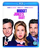 Bridget Jones's Baby (Blu-ray + UV Copy) [2016]