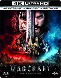 Warcraft [4K UHD Blu-ray + Blu-ray]