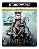 The Huntsman: Winter's War [4K UHD Blu-ray + Blu-ray]