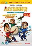 Alvin & The Chipmunks: Driving Dave Crazy [DVD]