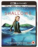 The Shallows [2 Disc 4K Ultra HD] [Blu-ray] [2016]