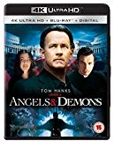 Angels & Demons [4K Ultra HD] [Blu-ray] [2009]